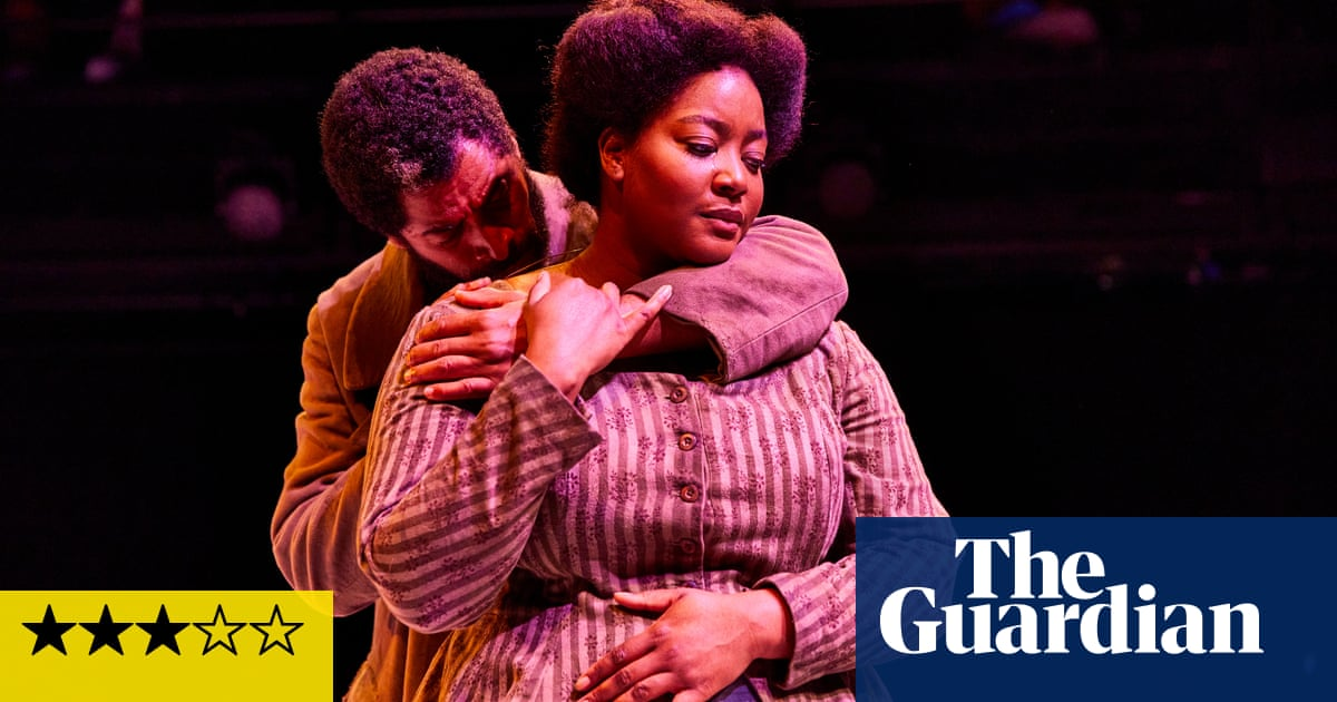 Rockets and Blue Lights review – radical retelling of Britain's slavery history