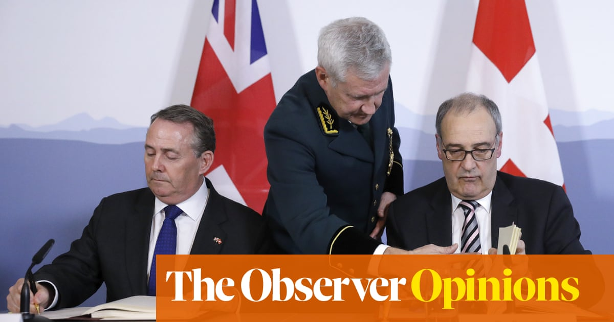 Mrs May and Mr Corbyn are complicit in Britain's drift towards disaster | Andrew Rawnsley