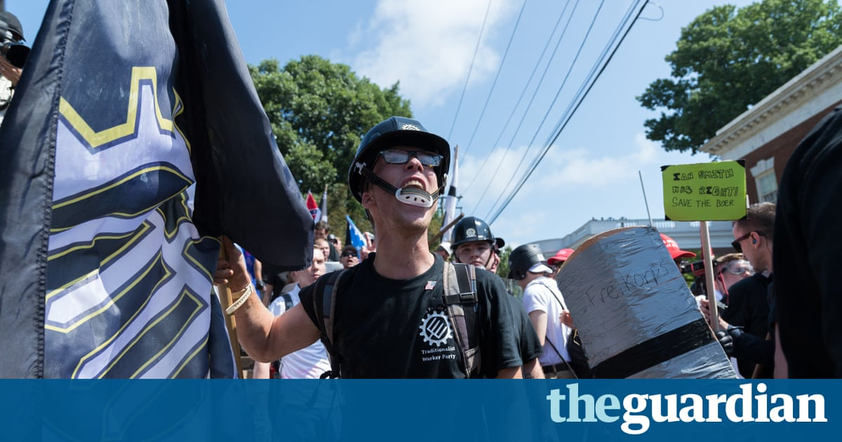 Charlottesville: United Nations warns US over 'alarming' racism