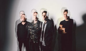 Too wild for the mainstream … Wolf Parade