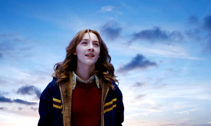 Saoirse Ronan in the 2009 film verion of The Lovely Bones.