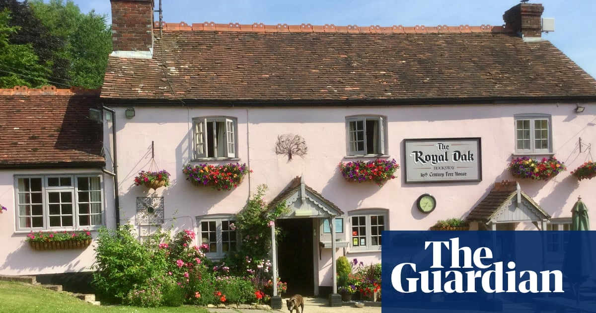 10 Sussex pubs with gardens, off the beaten track