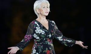 As Helen Mirren says, 'moisturiser probably does fuck all' anyway.