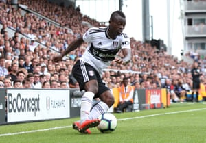 Jean Michaël Seri is at Fulham six years after he was named the Ivory Coast league's best player having moved between the country's two biggest teams.