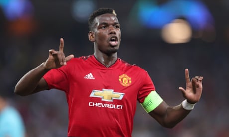 Paul Pogba hits double as Manchester United start with win at Young Boys 266a85367