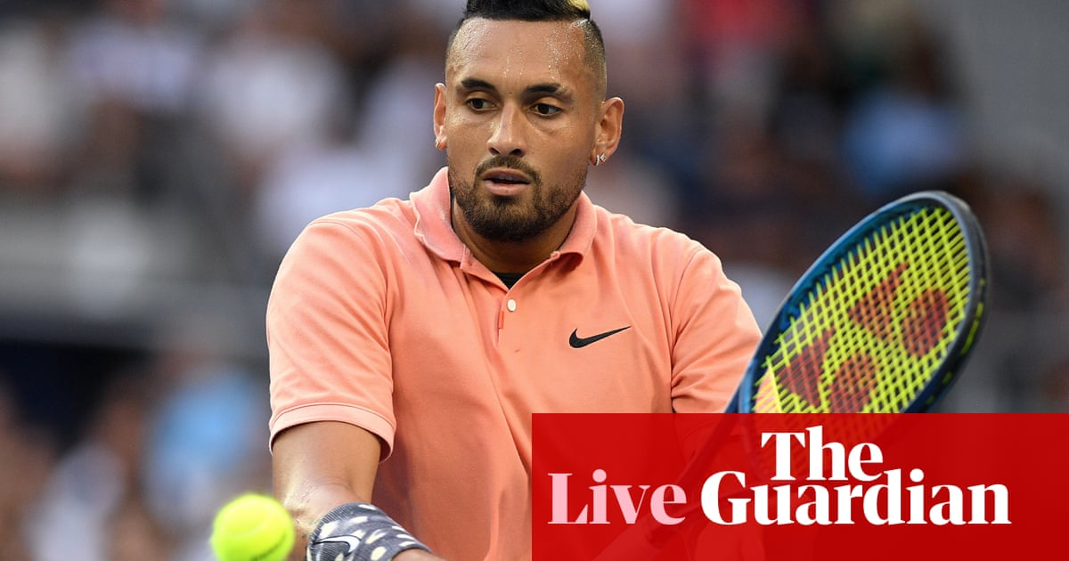 Australian Open: Svitolina v Muguruza, Verdasco v Zverev and more – live! - the guardian