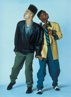 Kid 'n Play starred in House Party.