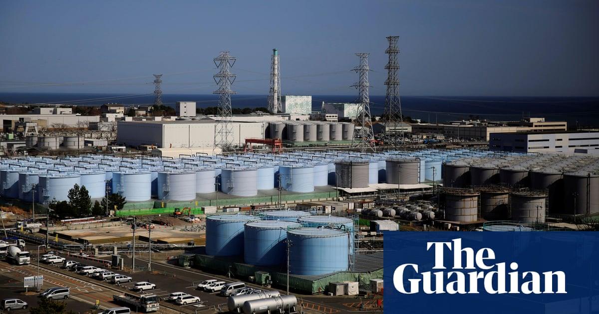 Fukushima: Japan announces it will dump contaminated water into sea