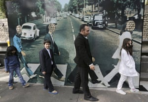Everyone loves a bit of Abbey Road