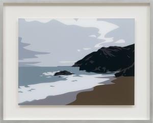 Lantic Bay. From: Cornish Coast 1.