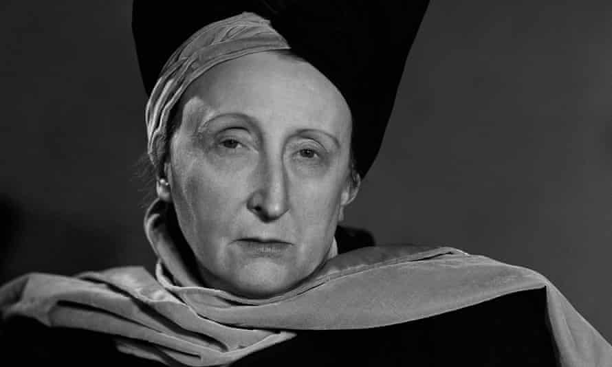 Edith Sitwell in 1956.