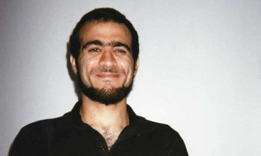 Khadr was transferred from Cuba to a prison in the province of Alberta in 2012.