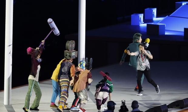 Olympic opening ceremony,Tokyo 2020,Marco Balich,Arisa Tsubata,Tokyo,harbouchanews