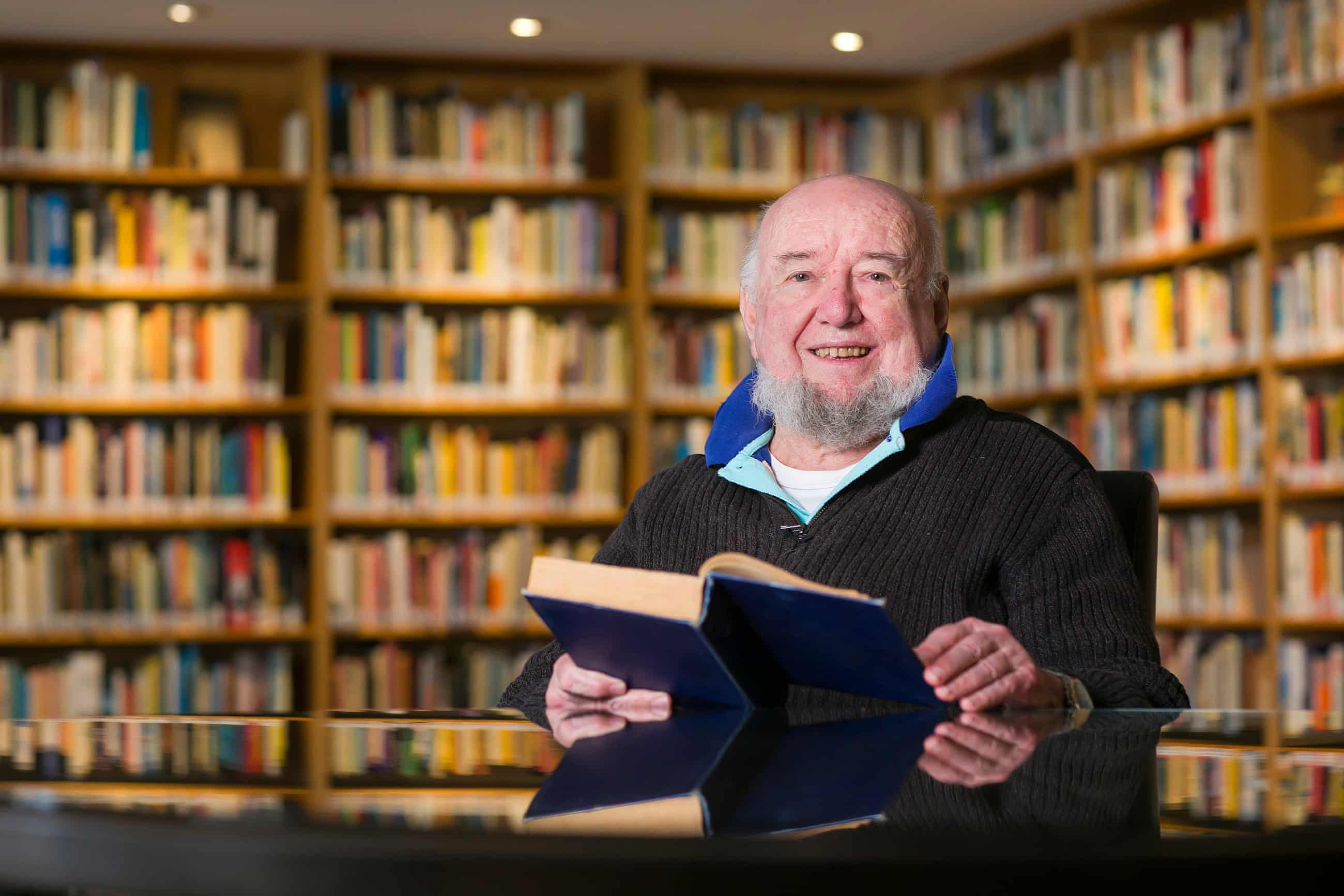 Thomas Keneally: Death Is Not The fly In The Cosmic Ointment. It Is The Cosmic Ointment by Thomas Keneally for The Guardian