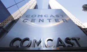The Comcast Center in Philadelphia
