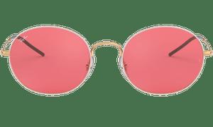 Rose-tinted Ray-Bans