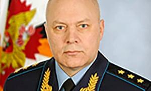 An undated profile photo of Igor Korobov.