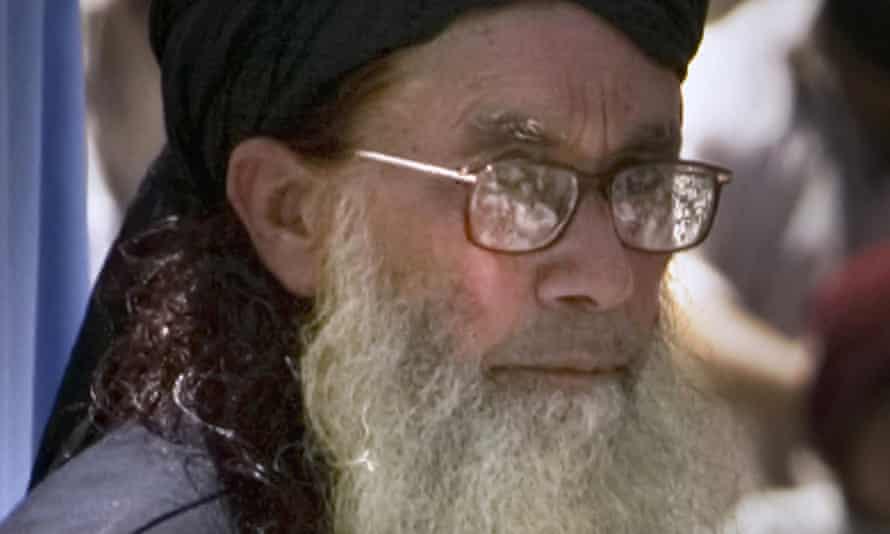 Sufi Mohammad in 2009