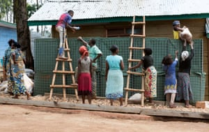 Katwa Gesundheitszentrum, Butembo