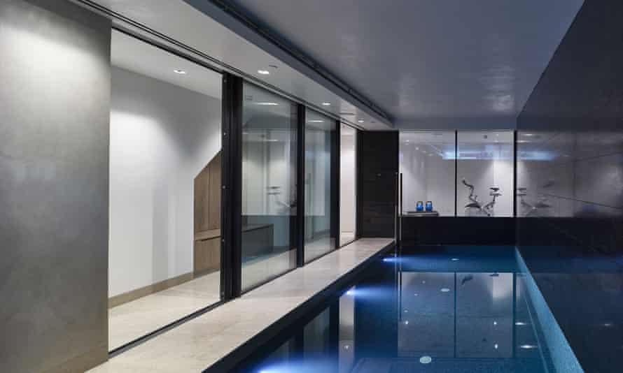 Hampstead Ponds House, London, United Kingdom