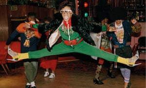 Dance away: one of the images from Gucci's 2017 campaign.
