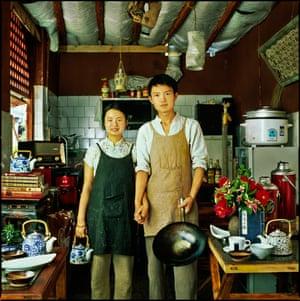 Mei-Mei, Shao Yu Dali, China, 2012