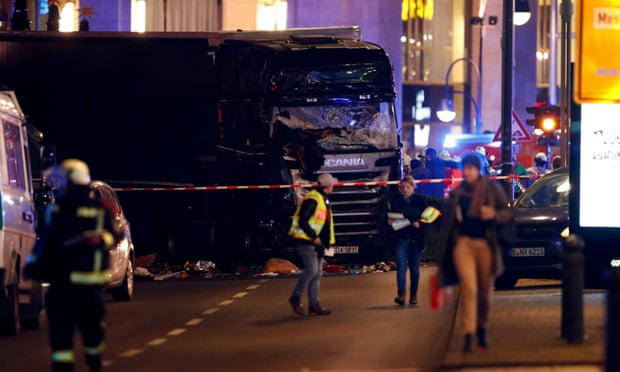 Terrorist Attack In Berlin: At Least 12 Dead