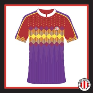 No pasarán   Spain laps up Clapton CFC s anti-fascist football kit ... 58a47ef85