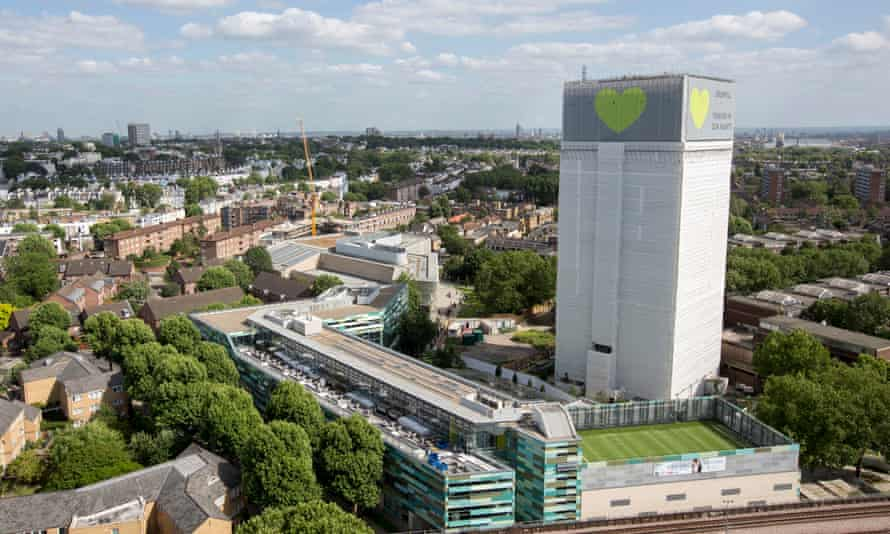 Aluminium composite cladding has been blamed for the rapid spread of the fire at Grenfell.