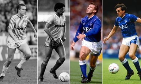 When Everton took three replays to beat Sheffield Wednesday in FA Cup