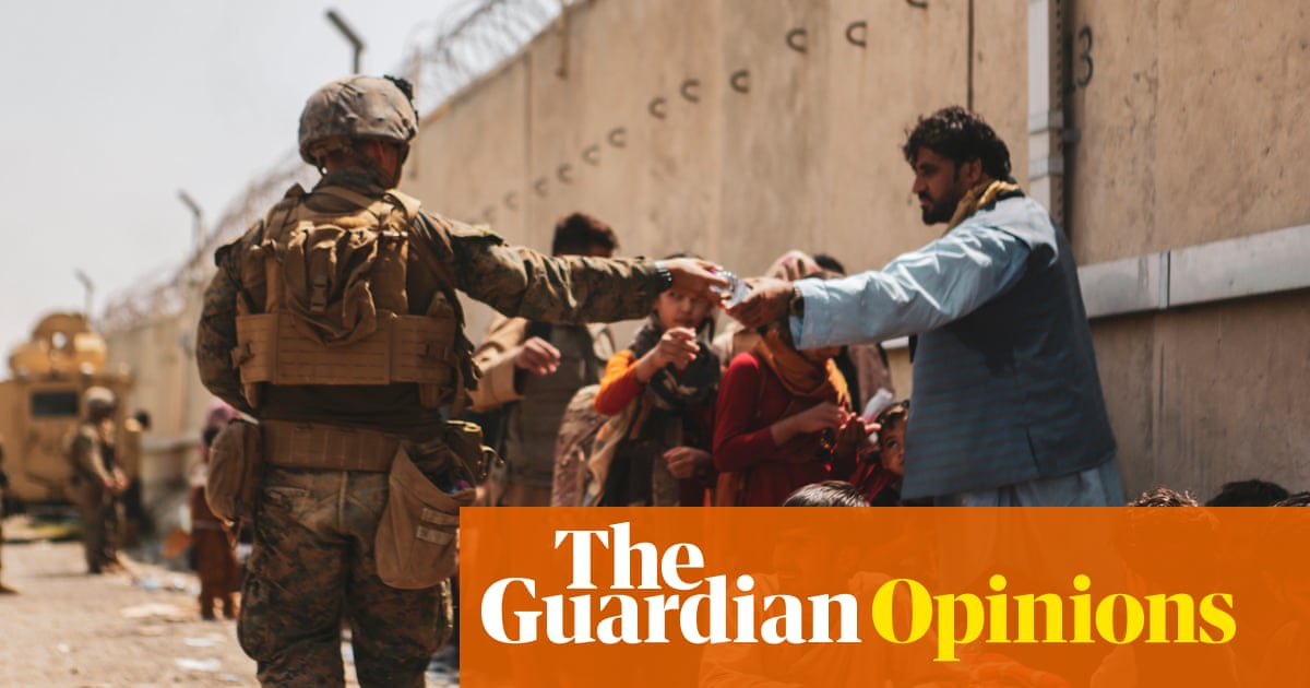 Who's to blame for the Afghanistan chaos? Remember the war's cheerleaders