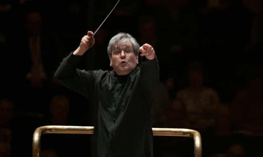 Antonio Pappano conducting