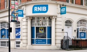 The RNIB said the findings revealed 'serious and dangerous lack of specialist staff and space in NHS ophthalmology services across the country'.