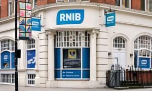 RNIB London office