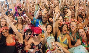 Dance yourself happy: the rise of the sober rave | Music | The Guardian