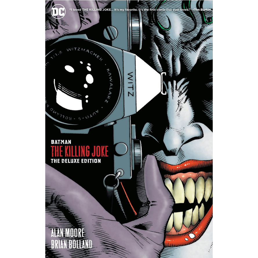 Batman: the Killing Joke is one of the caped crusader's finest tales.