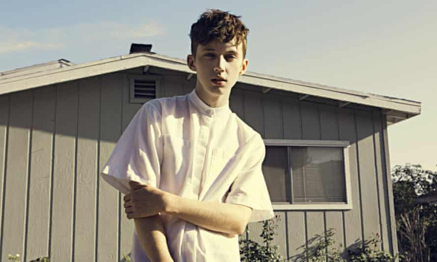 Troye Sivan: ' I'm gay and I wrote the songs, so they're about boys.'