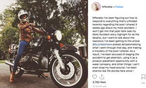 Instagram screenshot from Nashville-based influencer Tiffany Mitchell's account.