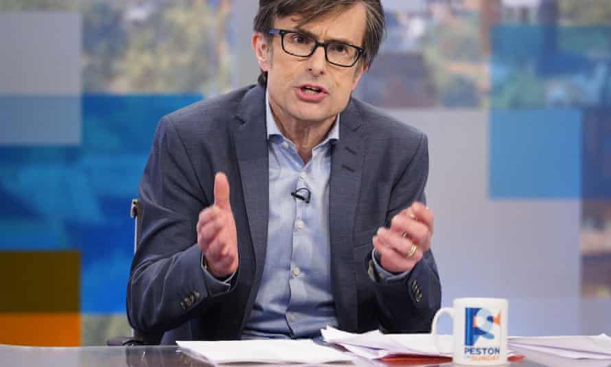 Peston on Sunday: part of ITV's increased commitment to current affairs programming.