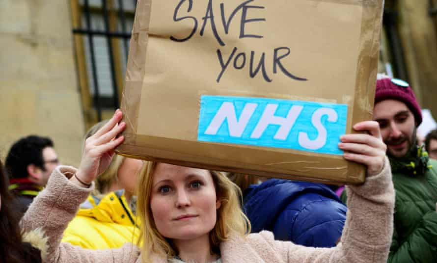 A doctors' strike in Oxford