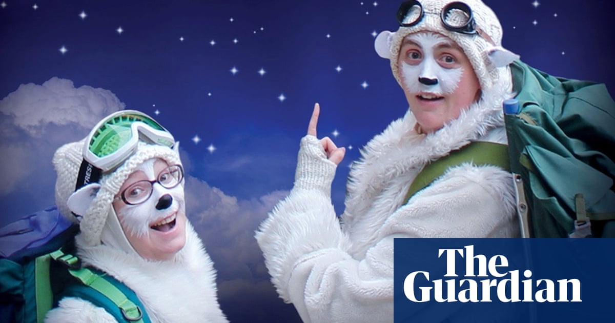 The Seekers Why Parents Try Fringe >> Star Seekers A Bee Party And Polar Bear Explorers Edinburgh