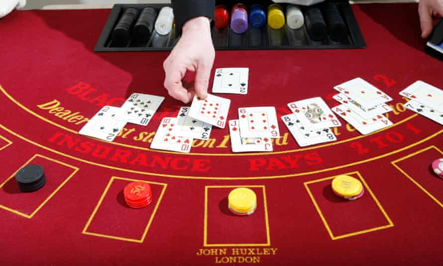 Tighter regulation of the gambling sector could hit the government's tax take.
