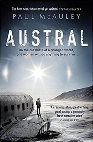 Austral by Paul McAuley