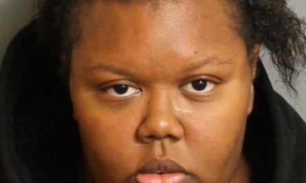 Katerra Lewis has been charged with manslaughter in the death of her daughter one-year-old Kelci Devine Lewis.
