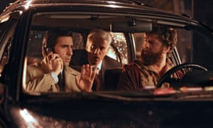 Jason Schwartzman, Ted Danson and Zach Galifianakis in Bored to Death