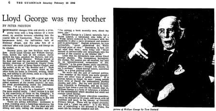 The Guardian, 20 February 1965.