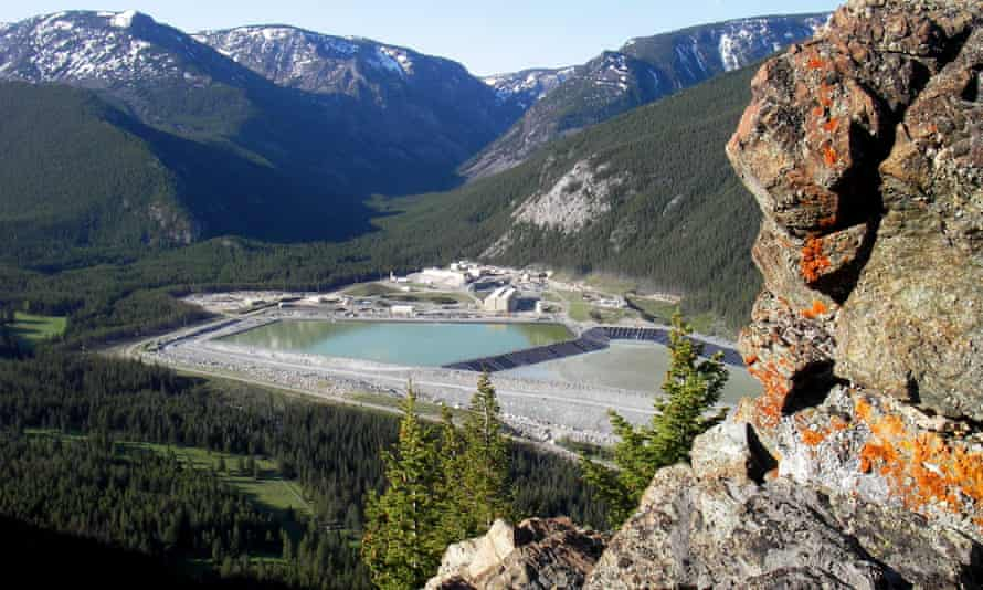 The East Boulder mine in Montana. Experts say GNAs could be replicated in cities and towns across the country.
