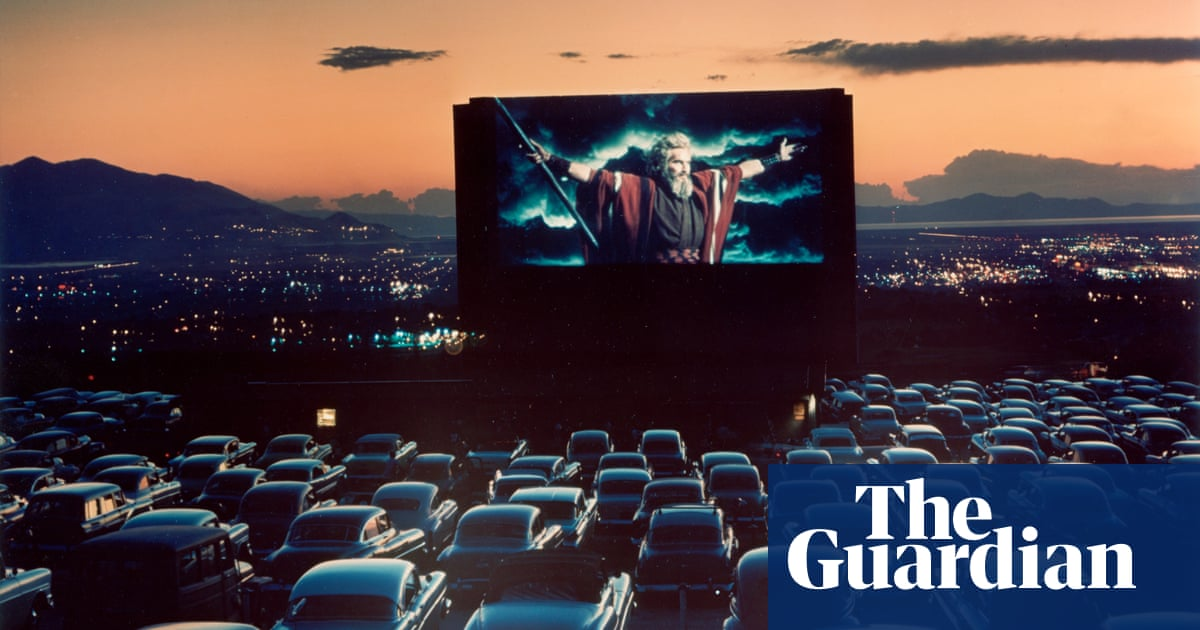 Summer Nights The Us Drive In Cinemas Still Packing Em In Travel The Guardian