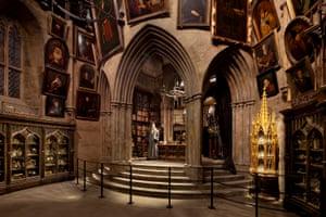 Dumbledore's Office.