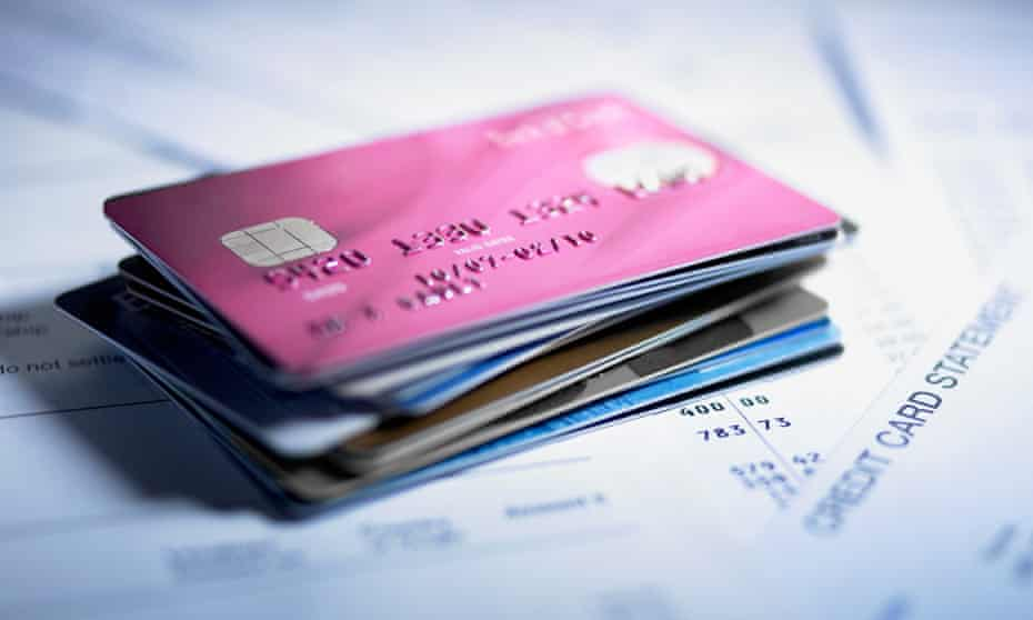 Beware the credit card trap … pay off your bill in full to avoid escalating rates.